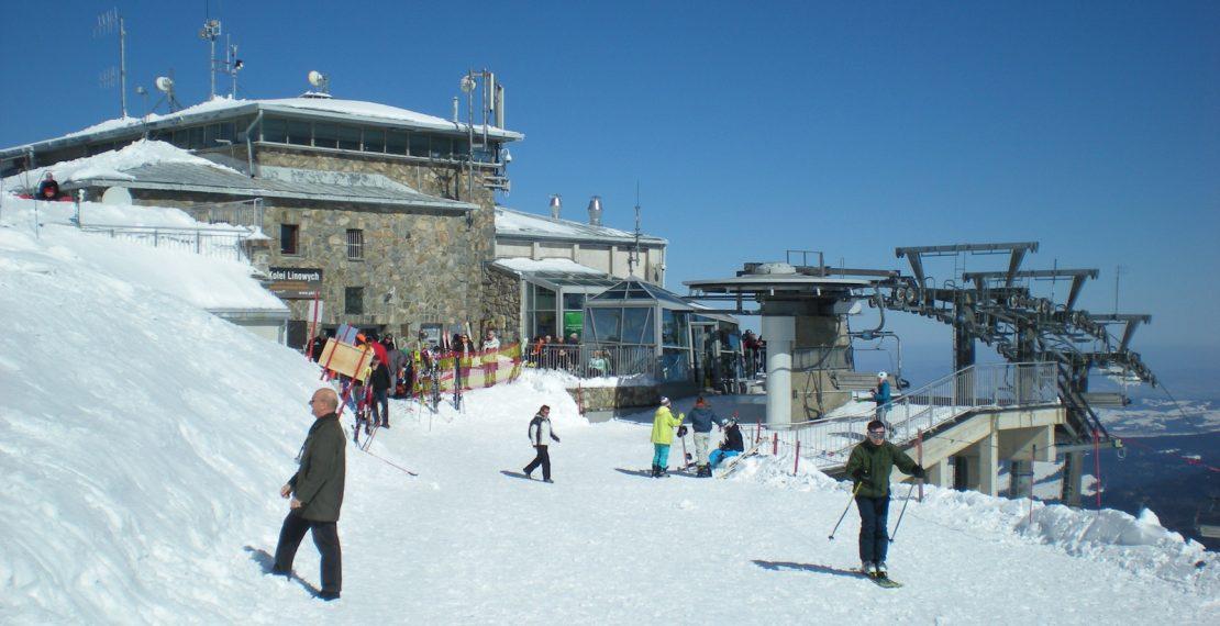 Trasy narciarskie we Włoszech